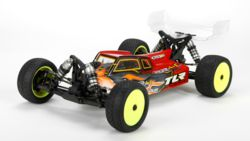 060-TLR03007 TLR 22-4 2.0 4WD 1:10 Racing K